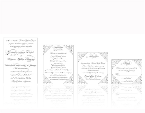 Featured: Traditional Script